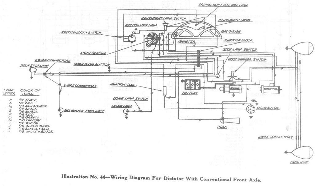 Studebaker  car manuals, wiring diagrams PDF & fault codes