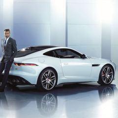 David Beckham devient ambassadeur de Jaguar… en Chine!