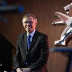 Mondial de l'auto 2014 : Rencontre avec… Carlos TAVARES, PDG de PSA Peugeot Citroën
