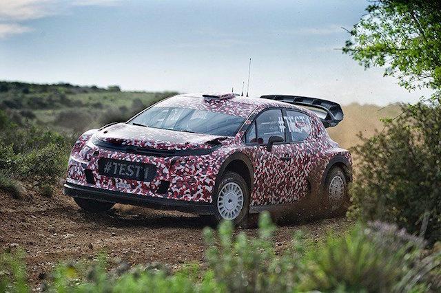 C3 WRC2