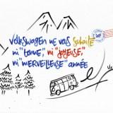 Insolite : Volkswagen ne vous souhaite pas une bonne année! (ou presque)