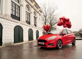 Insolite : Quand Ford se joue de la Saint-Valentin !