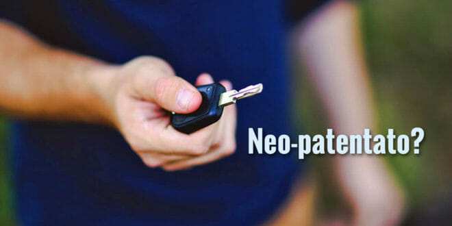 Neopatentati: come individuare le auto che possono guidare.