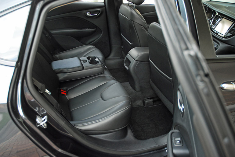 2014 Dodge Dart Limited Rear Seats Done Small Automotive Addicts