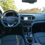 2019 Hyundai Ioniq Hybrid Limited Dashboard Automotive Addicts