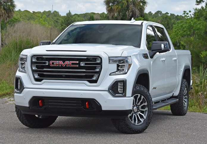 2019 Gmc Sierra At4 Review Test Drive Automotive Addicts