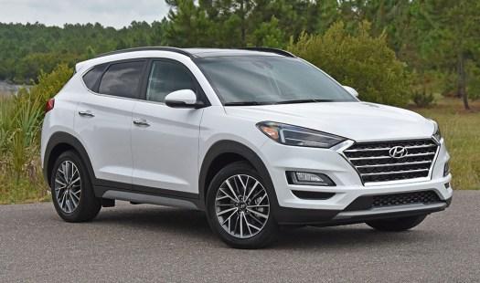 2019 Hyundai Tucson Ultimate Review & Test Drive ...