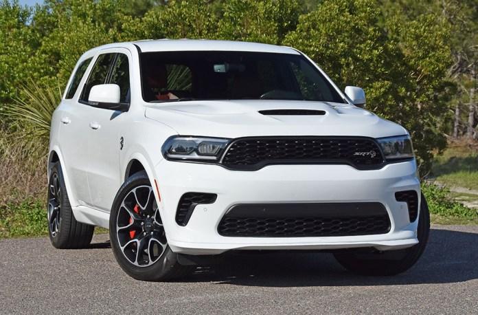 2021 Dodge Durango Srt Hellcat Review Test Drive Automotive Addicts