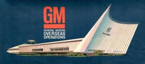 1964 GM Overseas Brochure