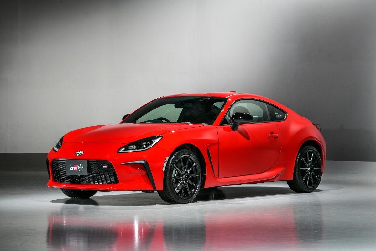 Toyota GR 86, remplaçante de la GT86, sera vendue en Europe