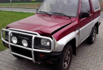 Daihatsu Feroza - sprzedam