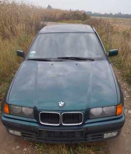 BMW e36 Compact przód