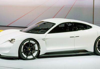 Porsche Mission