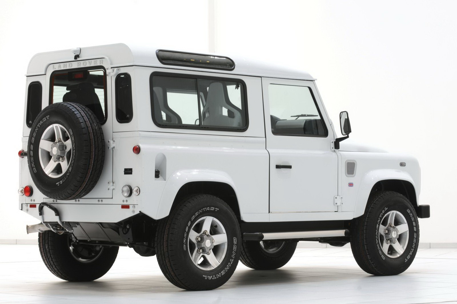 Land Rover Defender Meets Startech Automotorblog