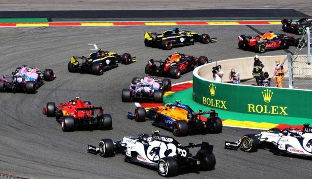 Previsioni della stagione di F1 2021: la classifica.