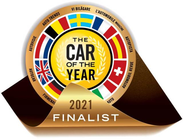 Car of the Year: ecco le sette finaliste.