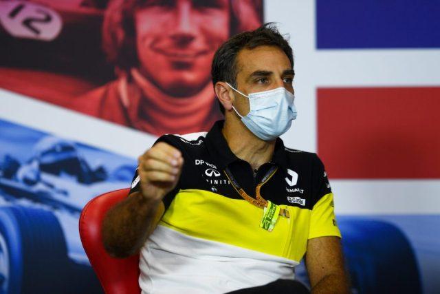 Abiteboul lascia la Renault