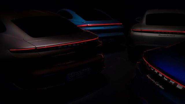 Porsche Taycan: novità in arrivo per la sportiva elettrica.