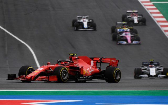 Ferrari 2021