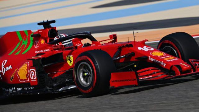 """Le parole di Leclerc: """"Non siamo ancora dove vorremmo essere""""."""