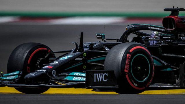 Prova libera 2 del GP del Portogallo di F1