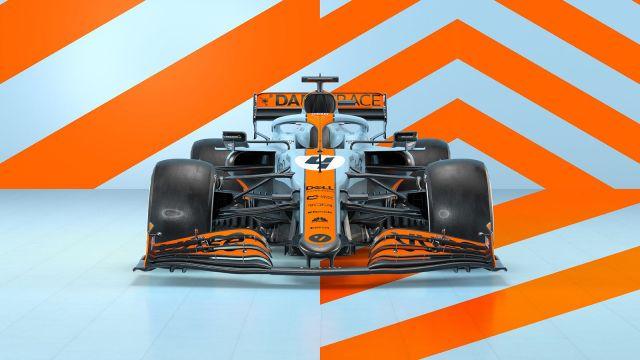 livrea McLaren di F1