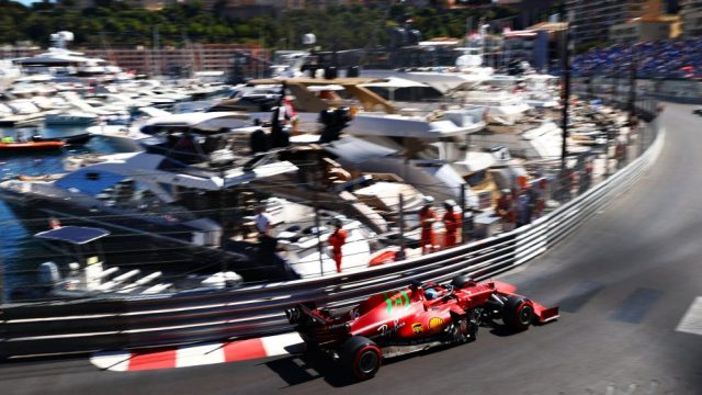 Leclerc Monaco