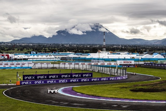 Gara E-Prix del Messico di Formula E