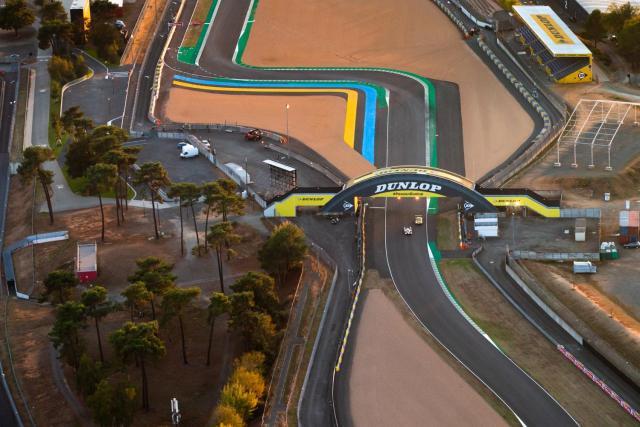 Meteo Le Mans