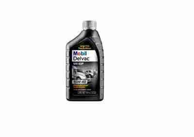 Aceite de motor  MOBIL DELVAC 15W40 CK-4