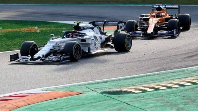 F1 GP Monza, ordine di arrivo: vince Gasly, 7° Hamilton. Ferrari out