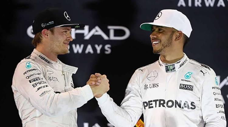 Nico Rosberg nuova sfida a Hamilton: dai bolidi di F1 a quelli Elettrici