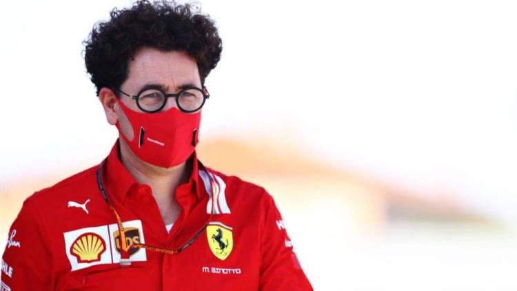 Ferrari, una grande novità per il 2022: l'anticipazione di Binotto