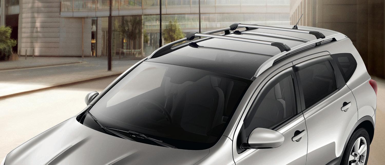 Barras de aluminio para railes de techo