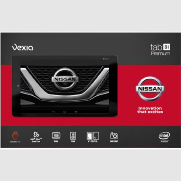 Tablet Vexia Nissan