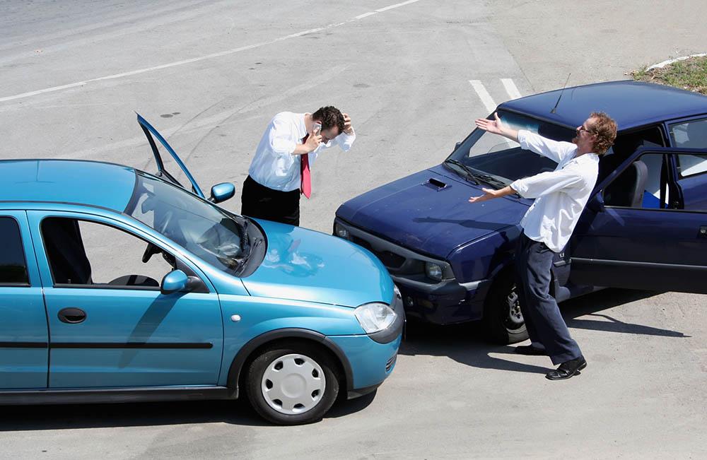 Accidente de trafico