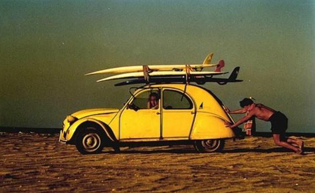 ¿Cómo cuidar tu coche cuando te vas a la playa?