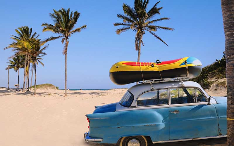 ¿Cómo preparar tu coche para las vacaciones de Semana Santa?