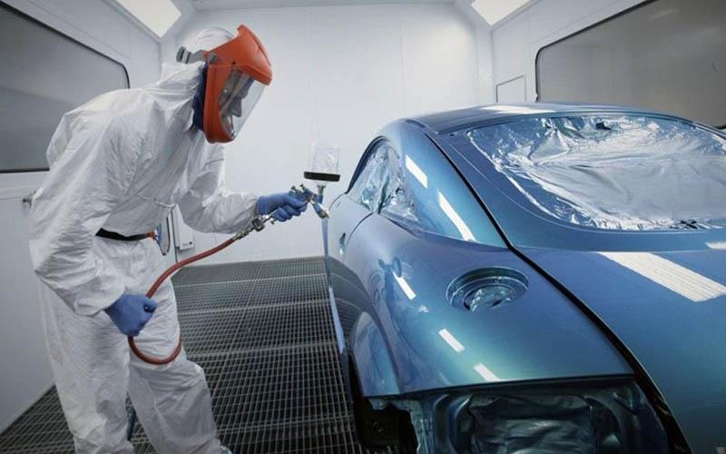 ¿Cuáles son los defectos más comunes al pintar un coche?