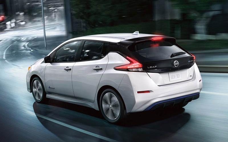 Nissan Leaf, un eléctrico de garantías para circular por Madrid Central