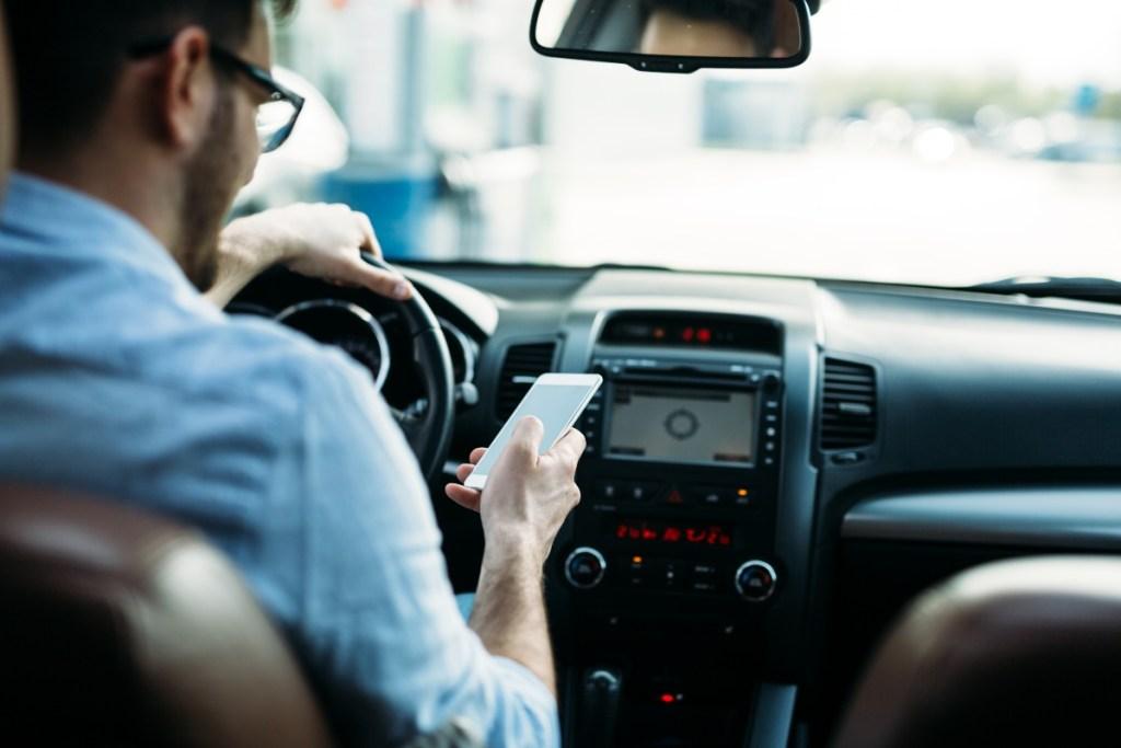 Aplicaciones móviles DGT