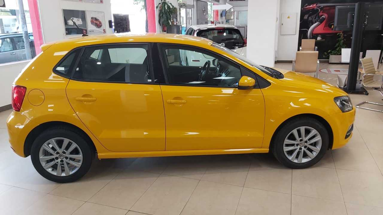 Volkswagen Polo Advance 1.4 TDI 90cv BMT full