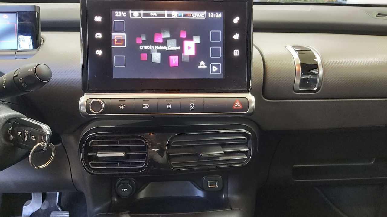 Citroën C4 Cactus 1.6 BLUE HDi FEEL 100 full
