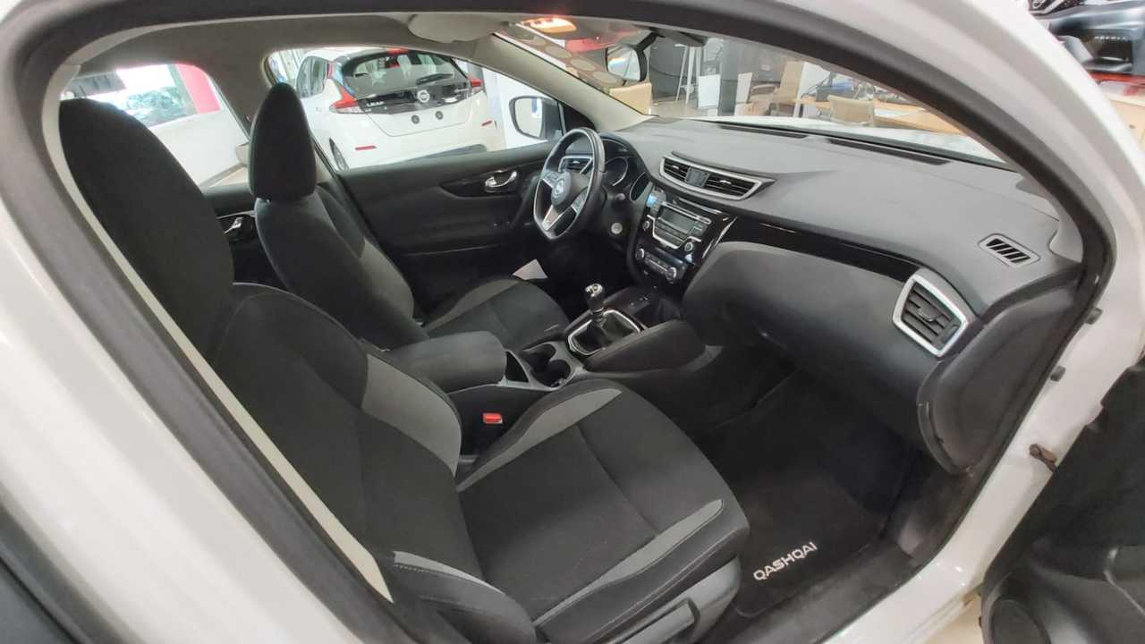 Nissan Qashqai 1.6 DCI ACENTA 4×4 full
