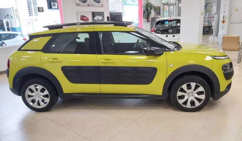 Citroën C4 Cactus 1.6 BLUE HDi FEEL 100 lleno