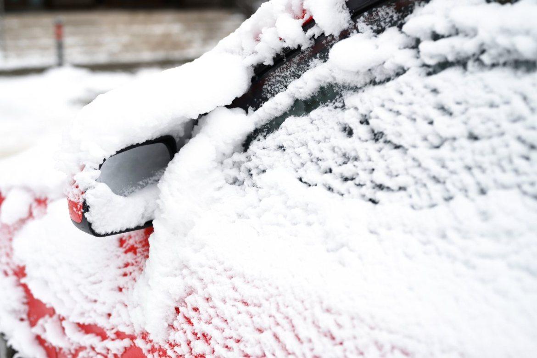 ¿Qué hacer si nuestro coche ha sufrido daños por la borrasca Filomena?