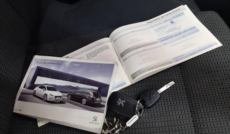 Peugeot 508 508 1.6 eHDI 112 CMP BLUE LION lleno