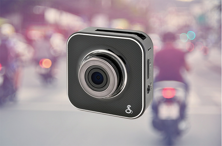 The Cobra Electronics CDR 900 Dash Cam