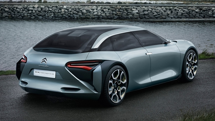 Citroen is filling C6 void with new flagship sedan