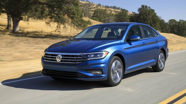 2019 Volkswagen Jetta fuel economy improves